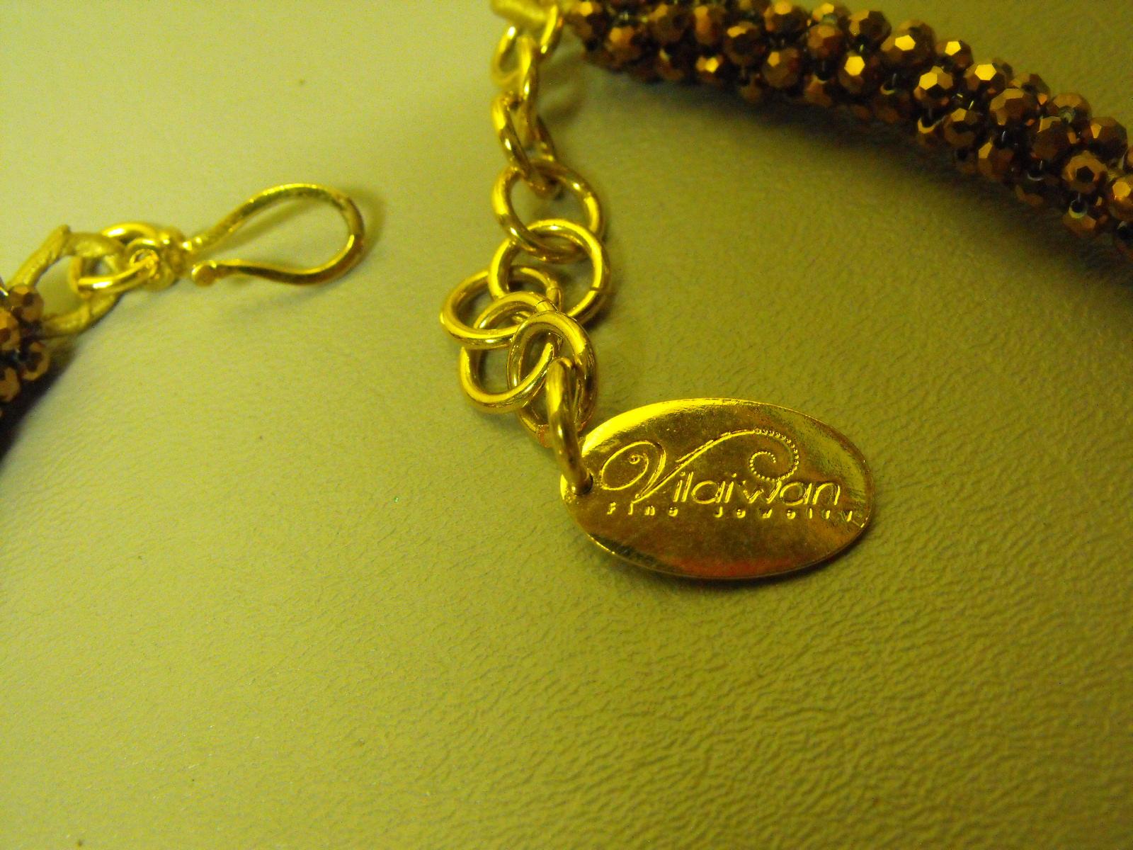 j vilaiwan gold amp pearl designer necklace clive�s