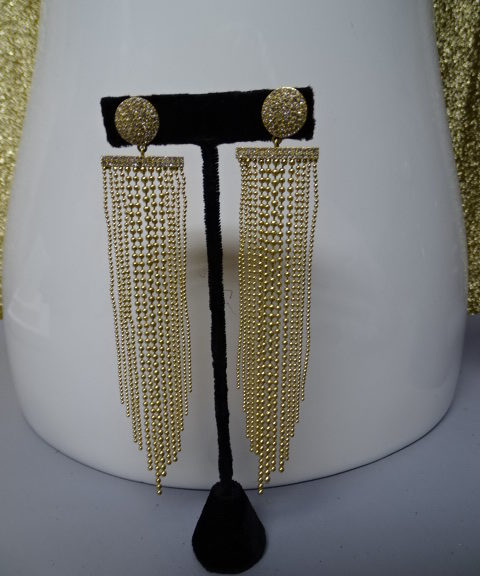 Vintage 1980s Large Pentagon Hammered Button Matte Silver Tone Pierced Earrings